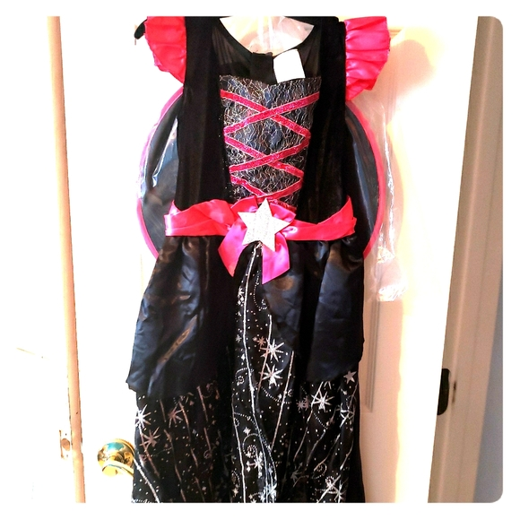 Target Costumes Girls Witch Costume Poshmark
